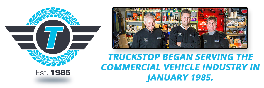 Truckstop began serving the commercial vehicle industry in January 1985.